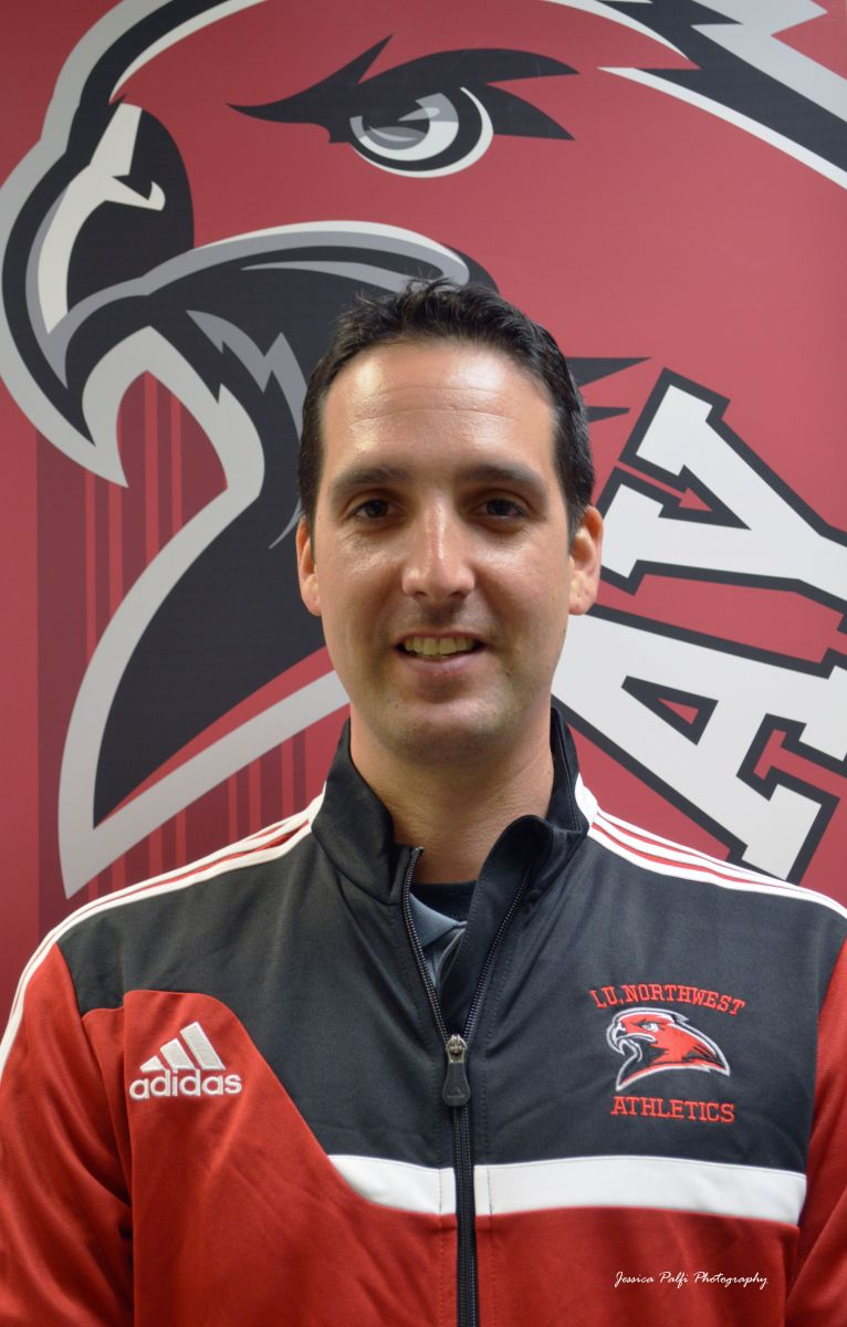 Director of Athletics/Head Men's Basketball Coach Kristofer Schnatz